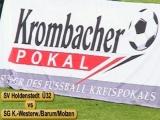 SV Holdenstedt holt Ü32-Kreispokal
